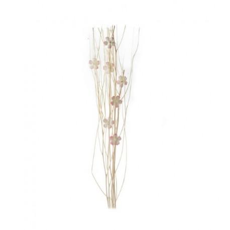 Lazdelės, natūralios šakelės, rožinės 30 cm