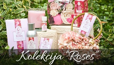"Kolekcija ""Roses"""