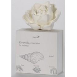 Difuzoriaus gėlė Lelija, keramika, Ø 15 cm